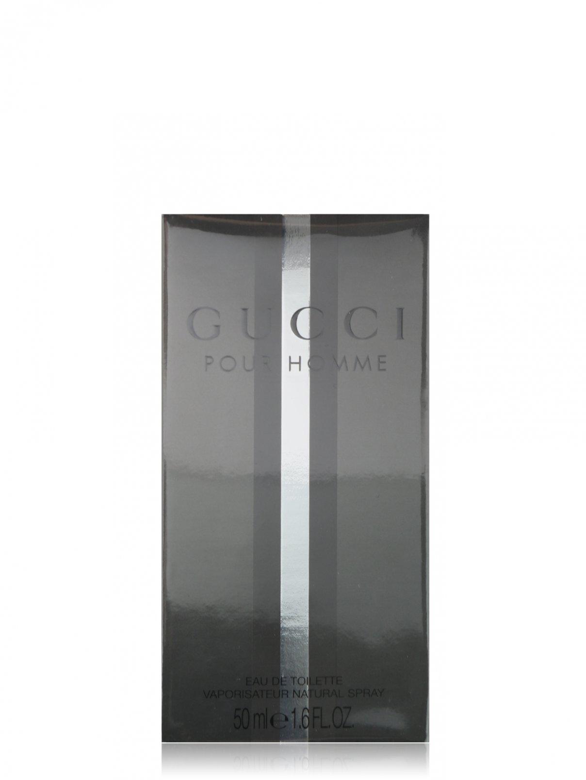 Туалетная вода Gucci by Gucci Pour Homme, 50 мл Gucci  –  Общий вид