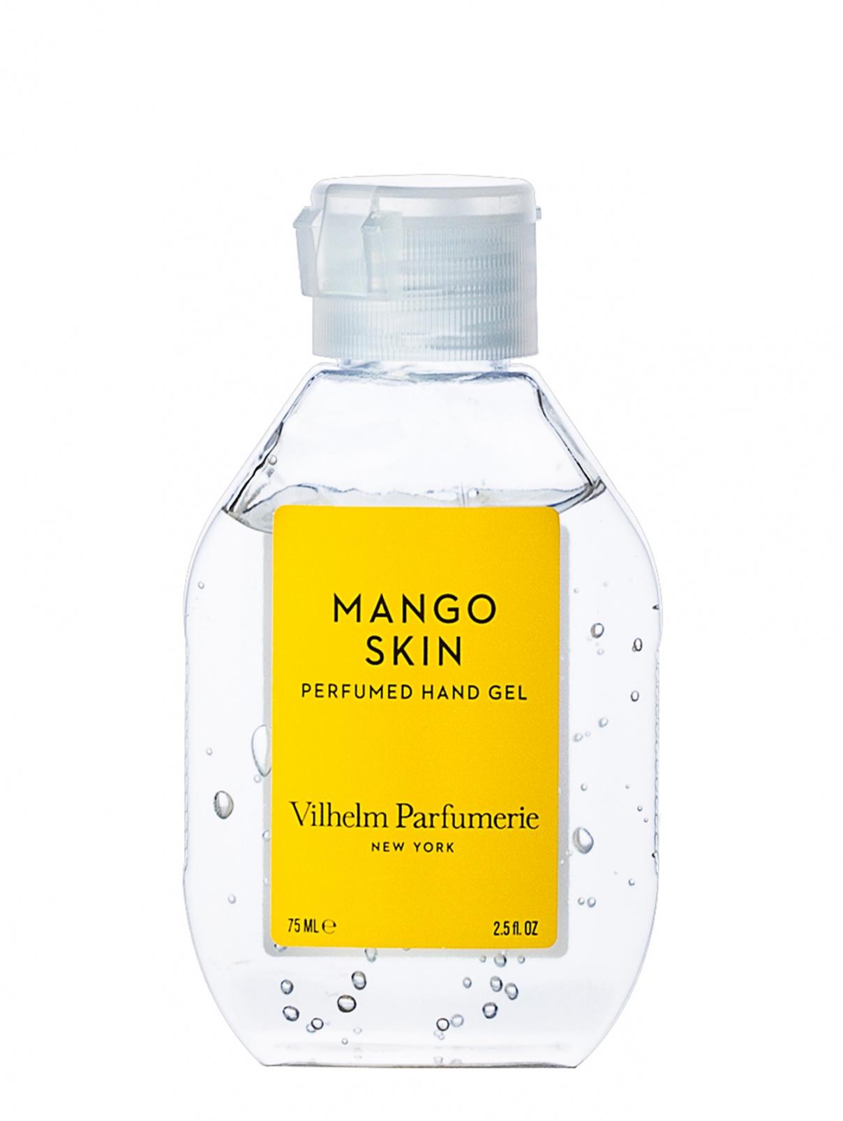 Санитайзер парфюмированный гель для рук Mango Skin, 75 мл Vilhelm Parfumerie  –  Общий вид