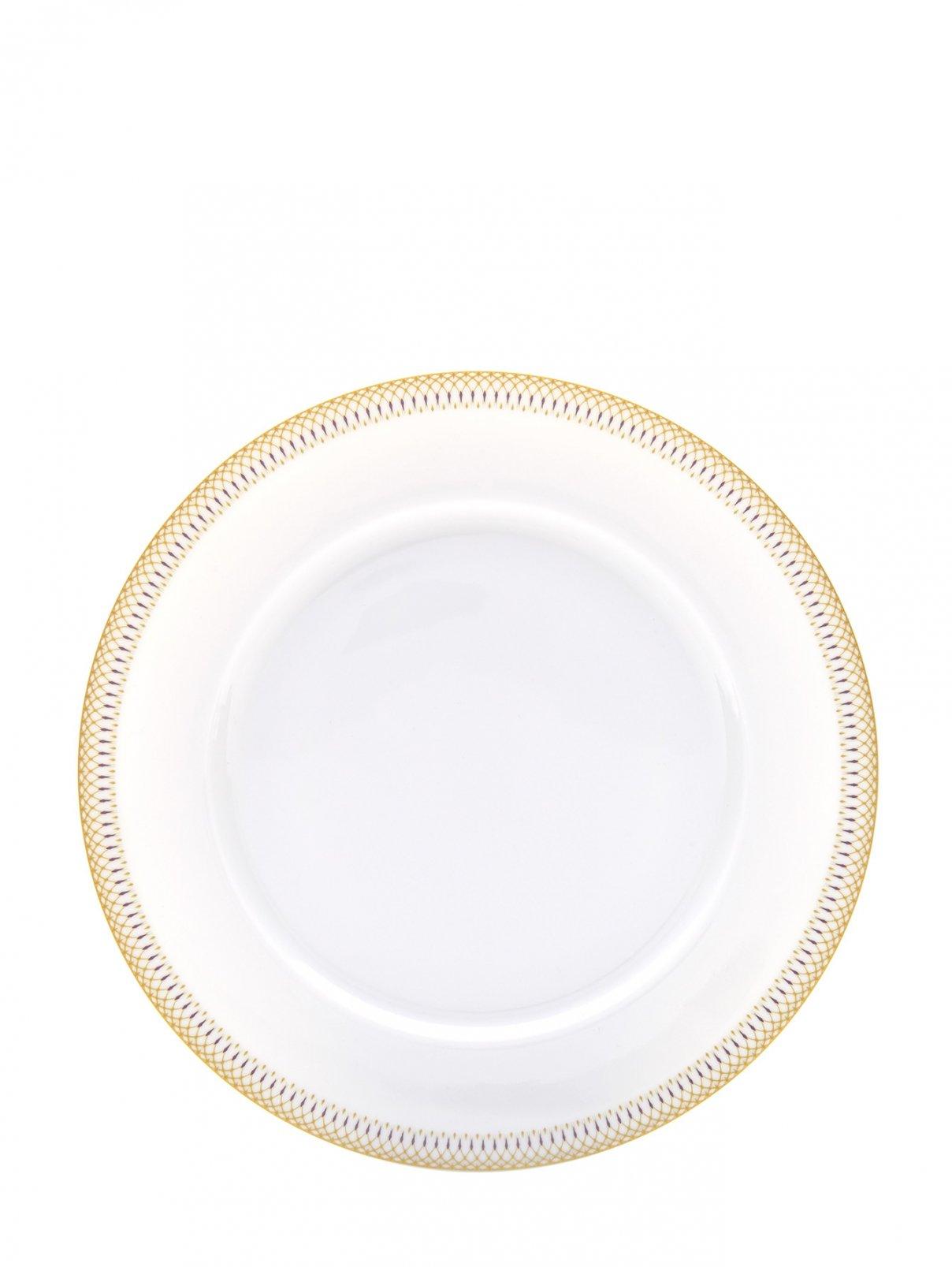 Тарелка десертная, диаметр - 22 см Haviland  –  Общий вид