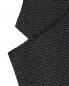 Пиджак из шерсти и льна с узором Barena  –  Деталь1